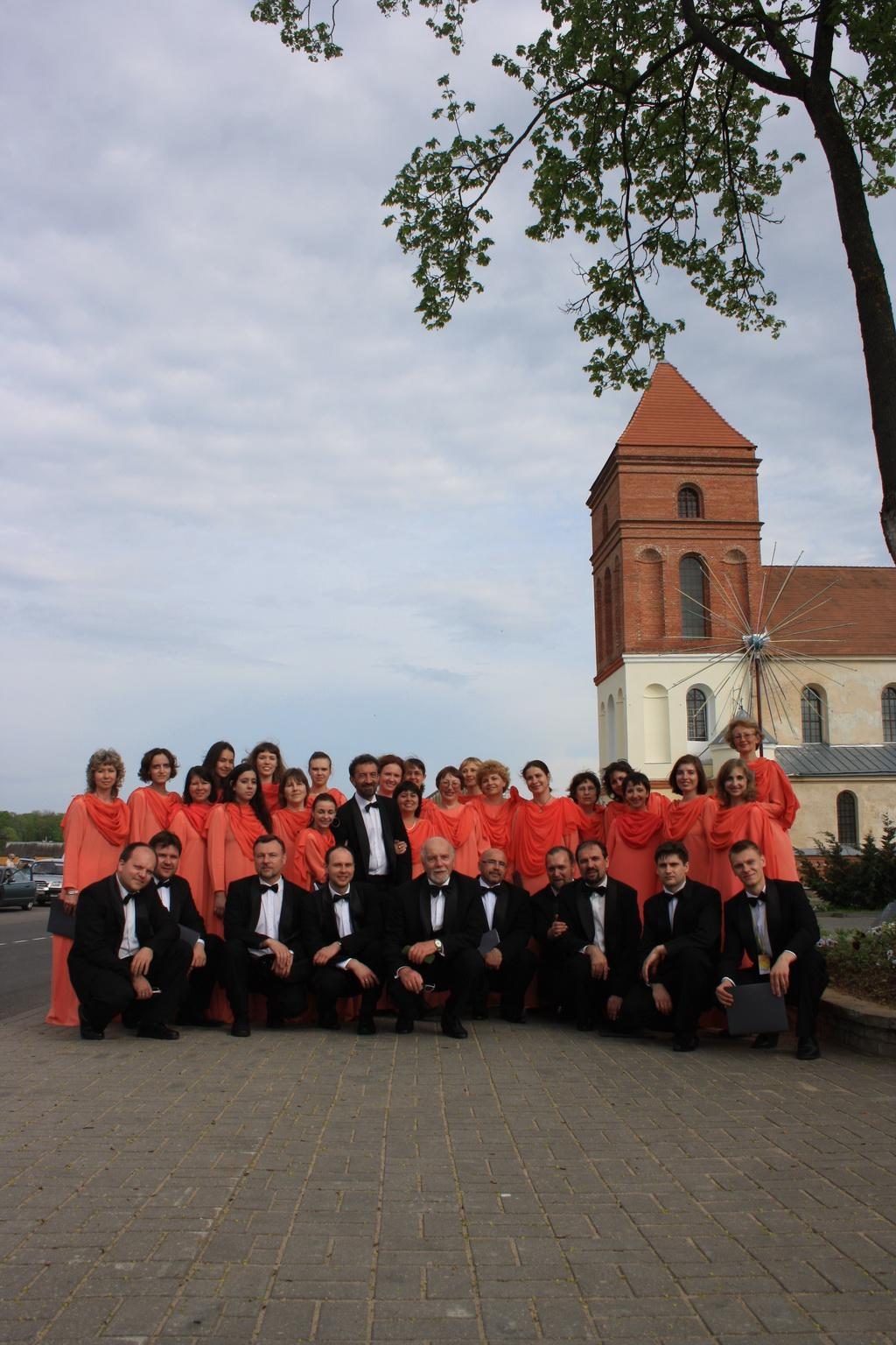 2010г. Беларуссия, Мирский замок