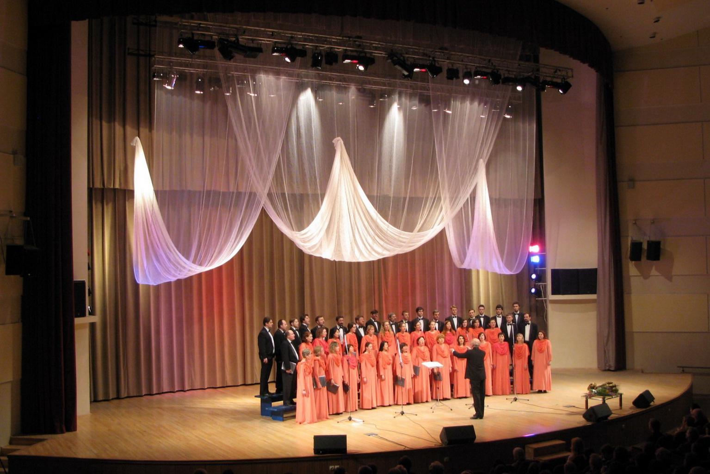 2007г. Концерт в ДК Бауманского Университета
