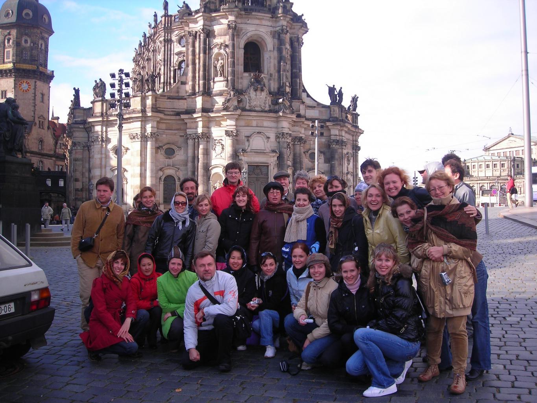 2008г. Германия, г. Дрезден