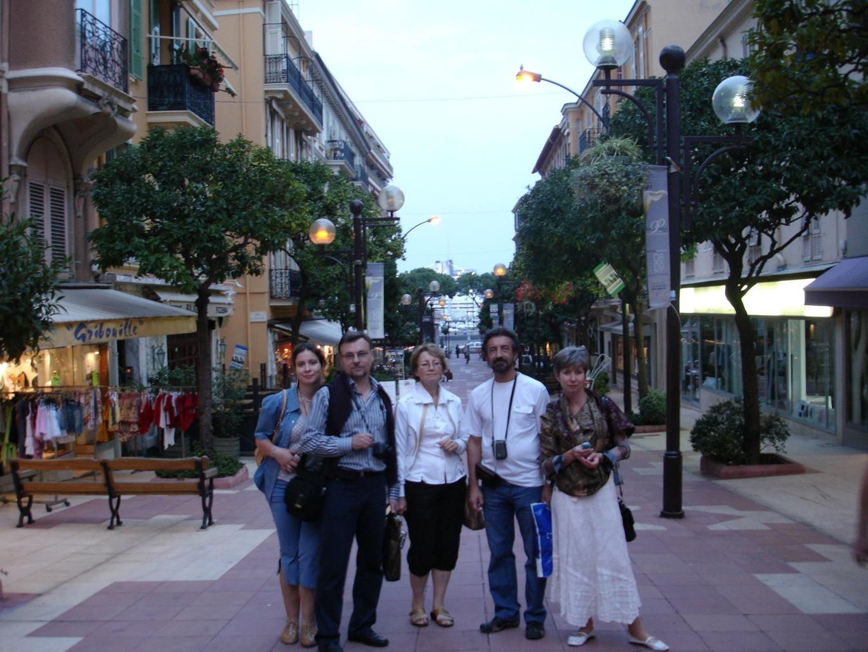 2008г. Монако