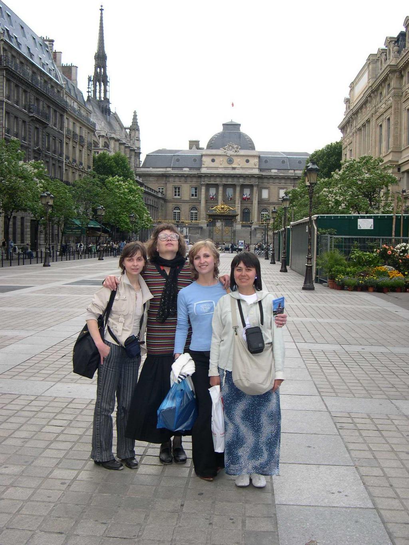 2004г. Франция, г. Париж