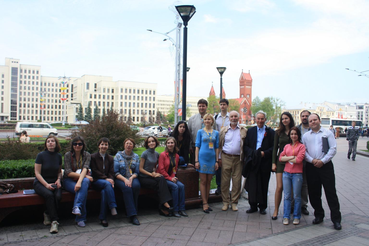 2011г. Беларуссия, г. Минск