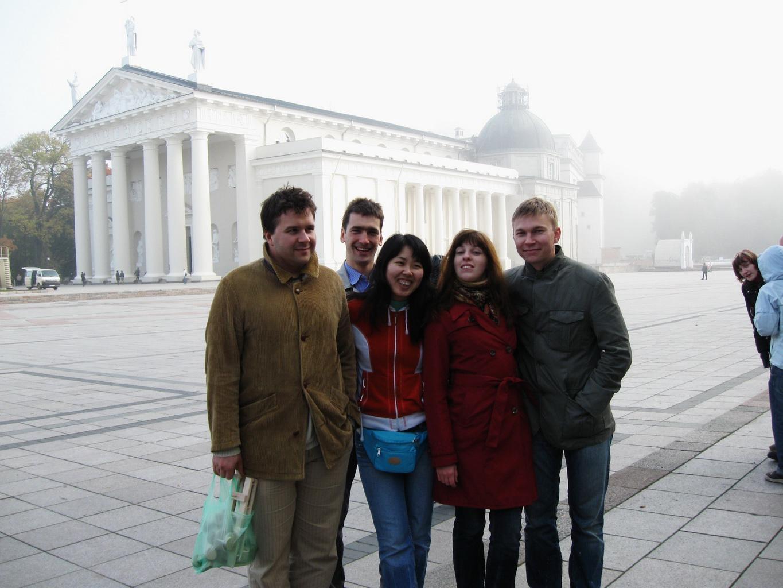 2008г. Литва, г. Вильнюс