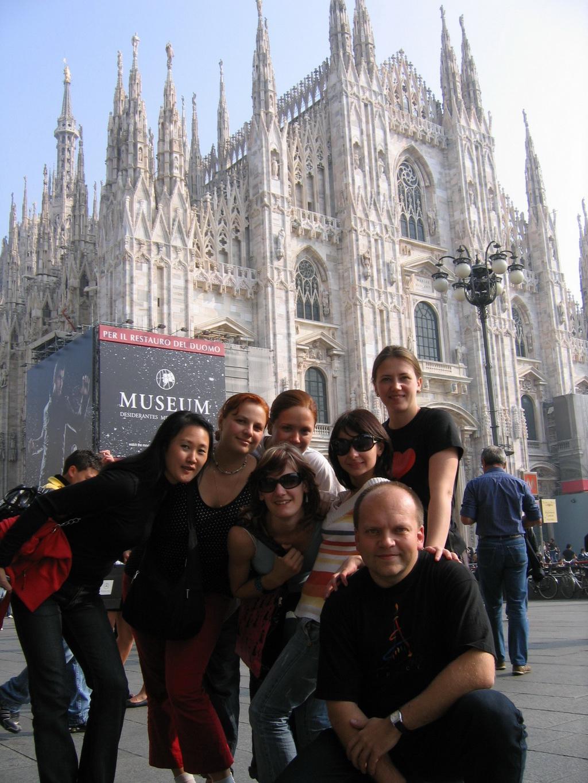 2008г. Италия, г. Милан