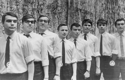 1968г. Образовался хор