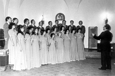 1978г Концертная поездка в Ростов Великий