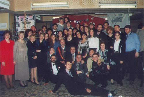 2003г .Юбилей хора -35 лет