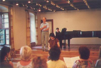90-е Репетиционный процесс