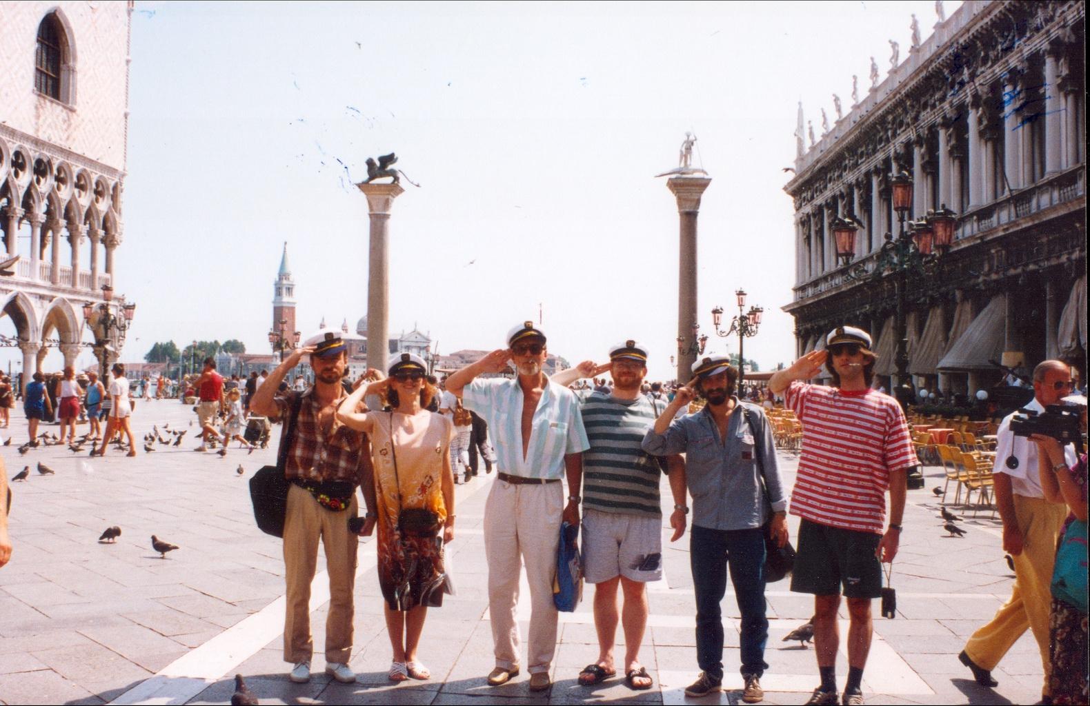 1996г. Италия
